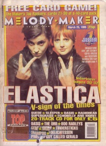 The Forgotten Art of Girl Bands. In Praise of: Elastica...